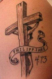 religious tattoos tattoo