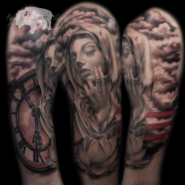 20 Day Of Dead Virgin Mary Art Designs Pictures And Ideas On Meta