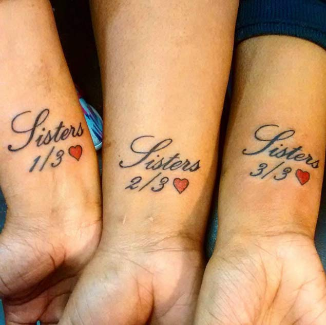 22 Awesome Sibling Tattoos For Brothers And Sisters Ideas And Designs