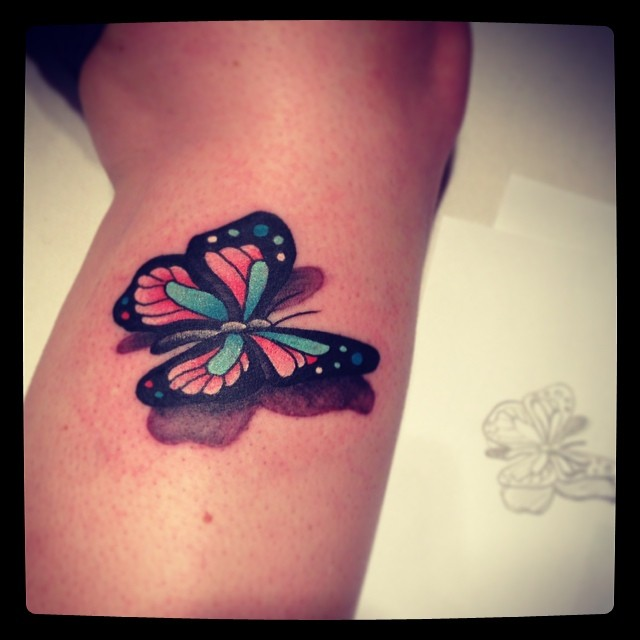 3D Small Butterfly Best Tattoo Ideas Designs Ideas And Designs