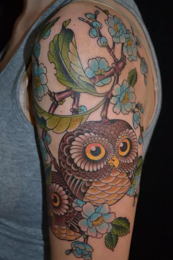 25 Best Photos Of Owl Tattoos — Signs Of Wisdom Ideas And Designs