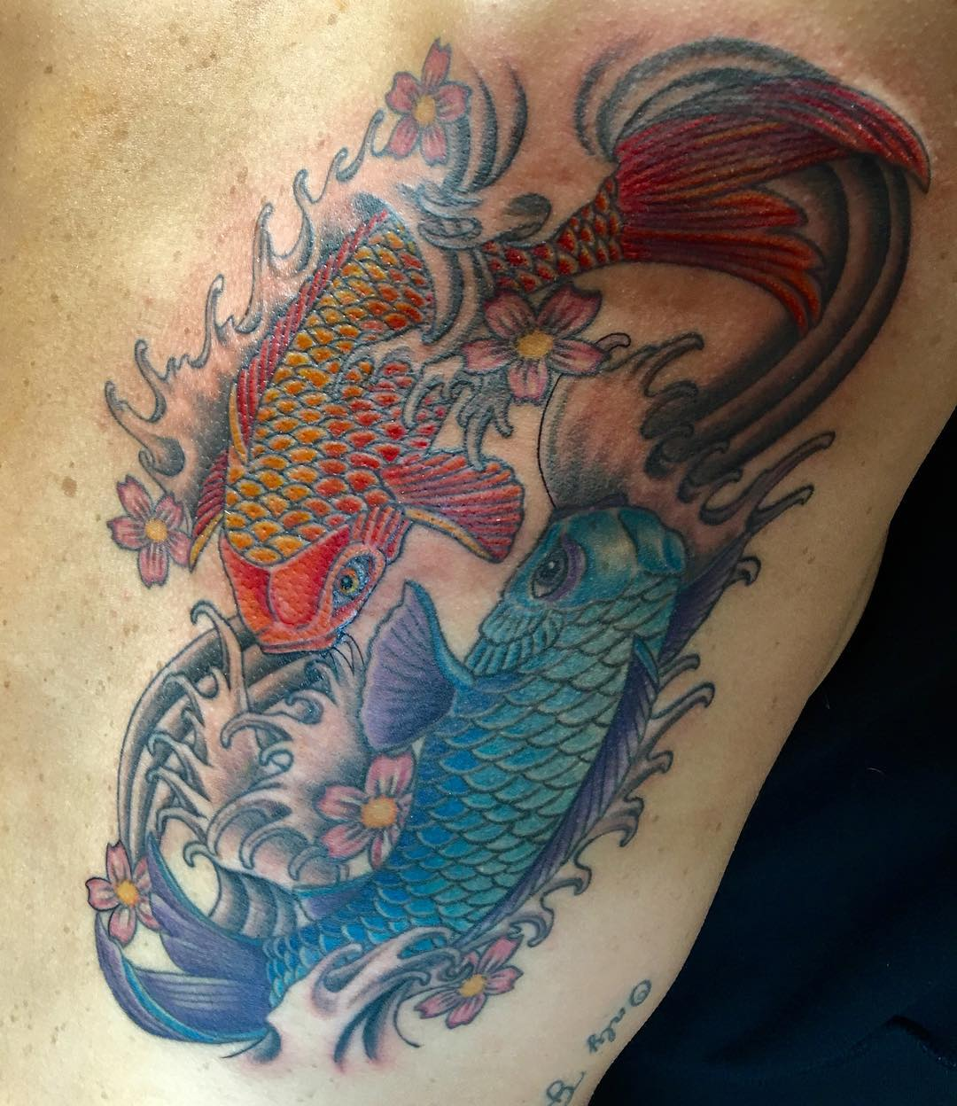 30 Gorgeous Pisces Tattoo Designs And Ideas Try One In Ideas And Designs