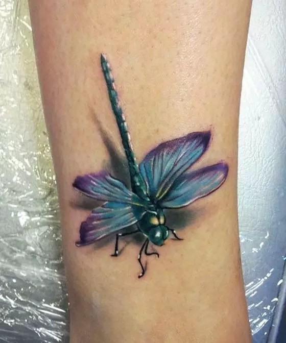 60 Dragonfly Tattoo Ideas Meanings — A Trendy Symbolism Ideas And Designs
