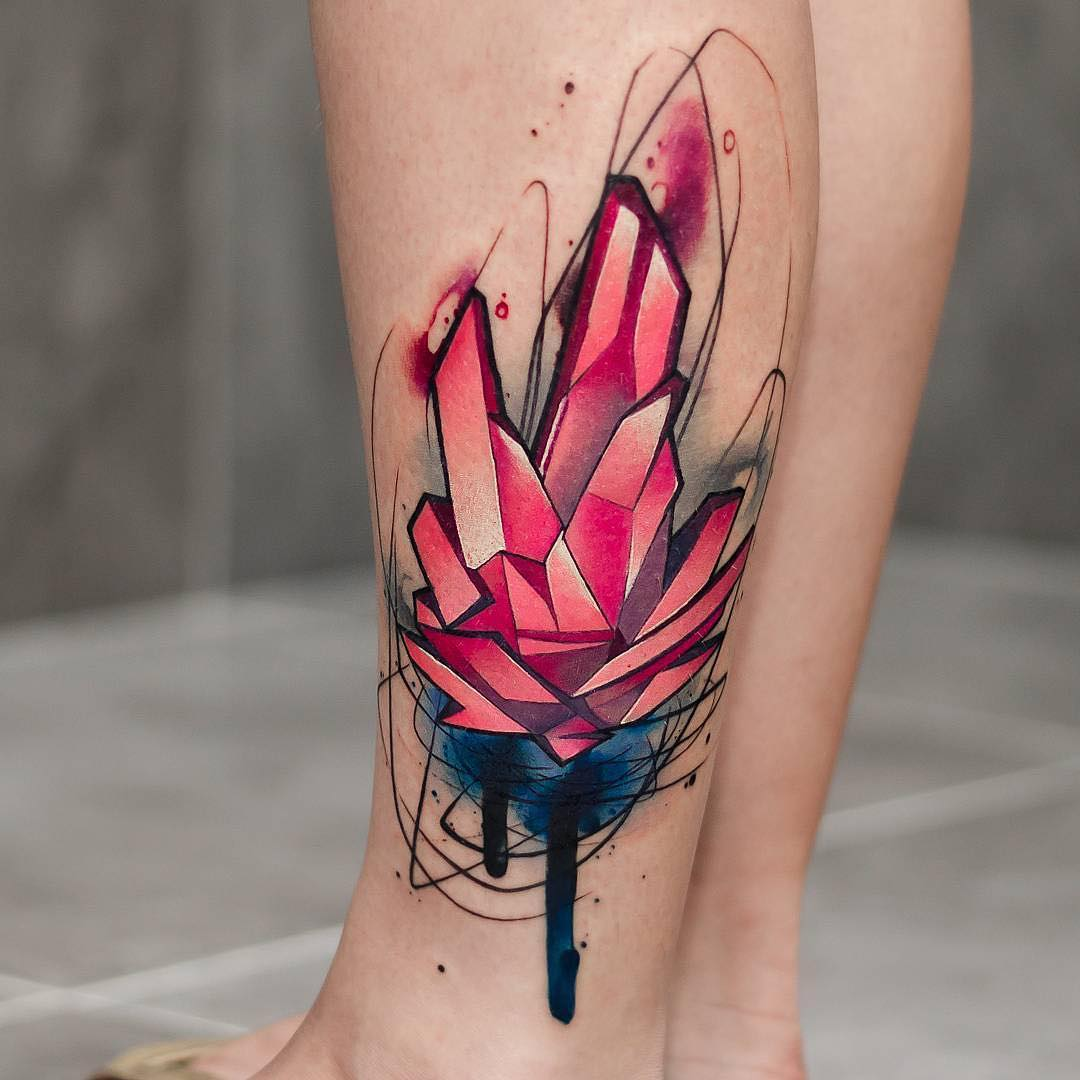 105 Fabulous Abstract Tattoo Ideas Distorting Reality Ideas And Designs