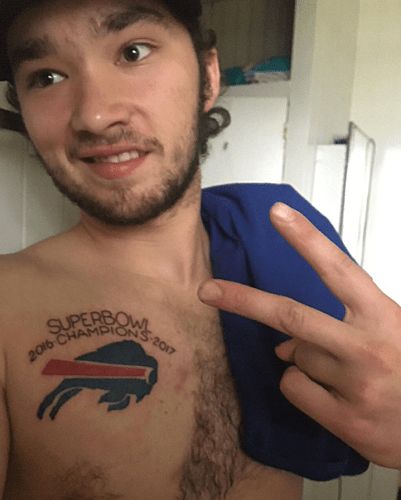 Updated Best Buffalo Ny Themed Tattoos Of 2016 Ideas And Designs
