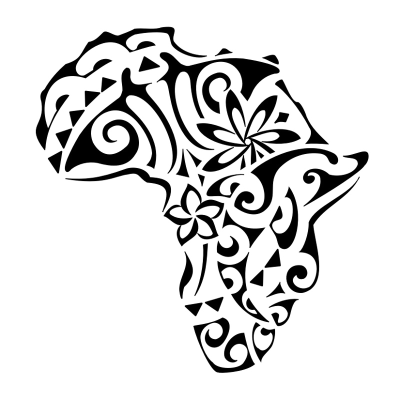 12 Magnificent African Tribal Tattoos Only Tribal Ideas And Designs