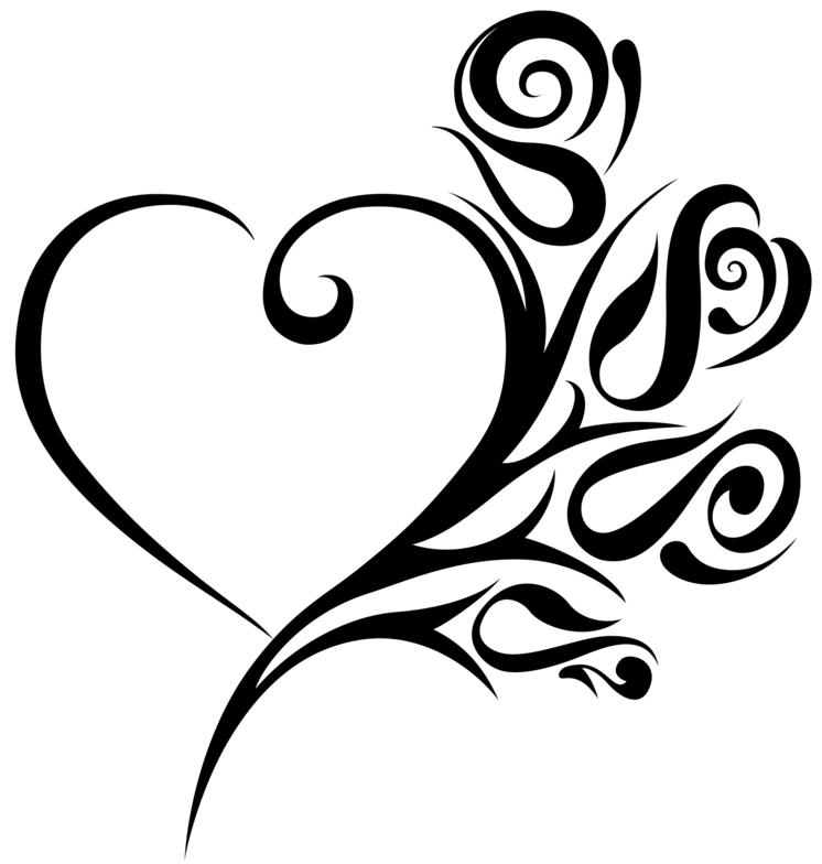 20 Beautiful Tribal Heart Tattoos Only Tribal Ideas And Designs