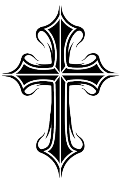 22 Beautiful Tribal Cross Tattoos Only Tribal Ideas And Designs