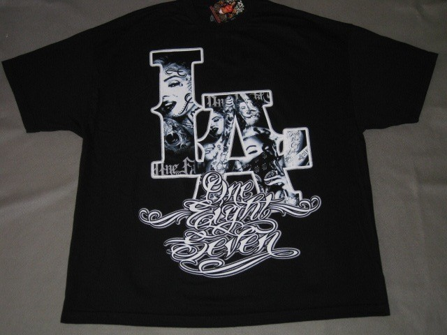 City Of Angels Marilyn Monroe 187 Inc Shirt Tee Black Ss Ideas And Designs
