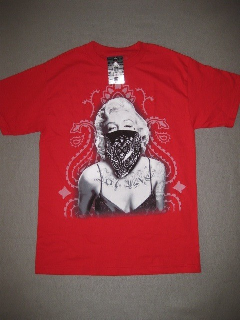 Og Zane Red Marilyn Monroe 187 Inc Shirt Tee Tattoo Ss Ideas And Designs