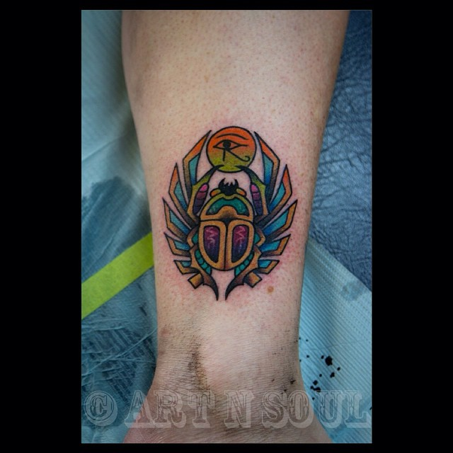 Cool Little Scarab Bettle By Aaron Skitmore Yesterday Ideas And Designs