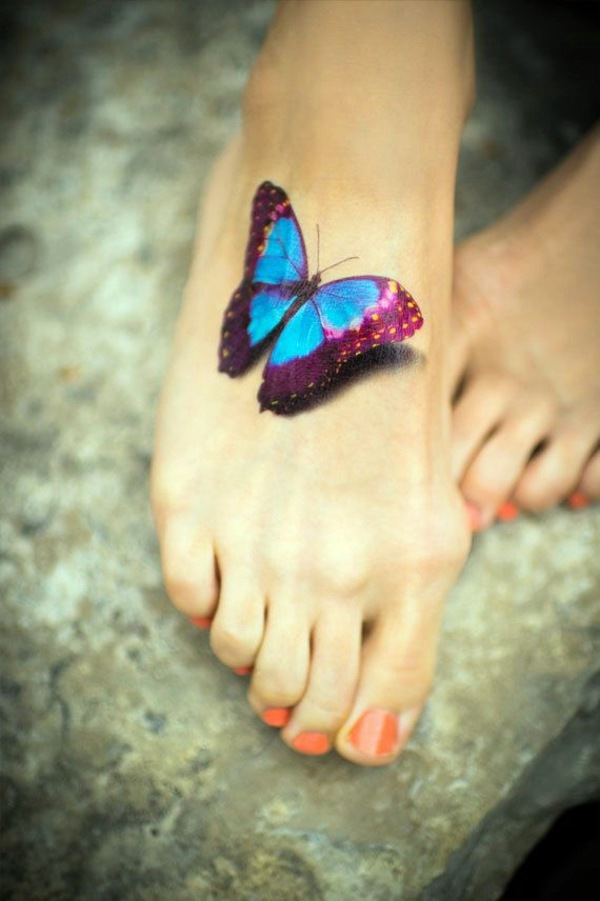 Butterfly Tattoo Meaning – Beautiful And Useful Interior Ideas And Designs