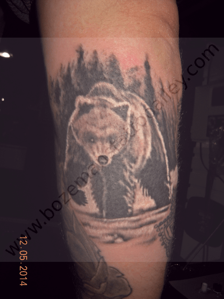 Bear Bozeman S Tattoo Alley L L C Pictures Tattoo Alley Ideas And Designs
