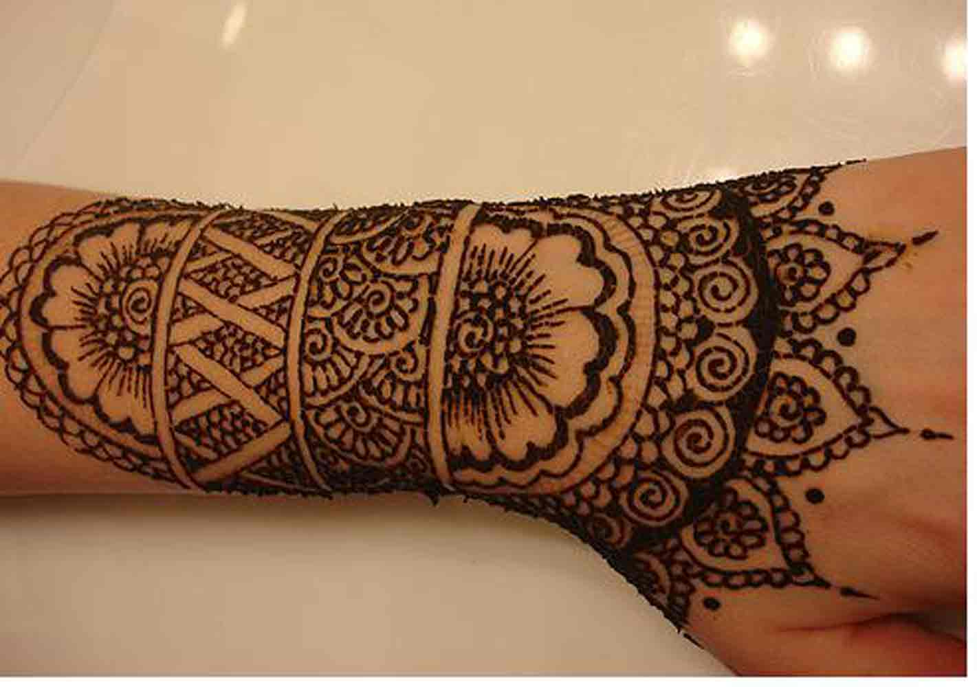 Temporary Tattoos Colorful Creations Ideas And Designs