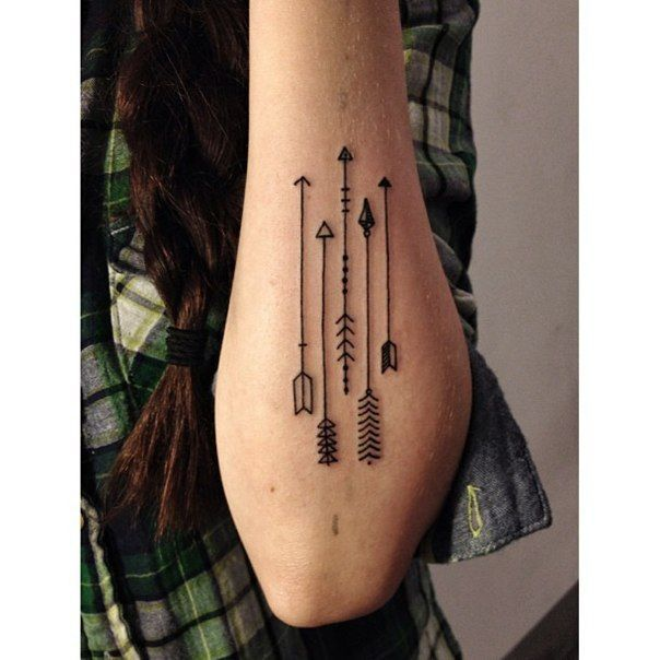 Archery Tattoos The Infinite Curve Ideas And Designs