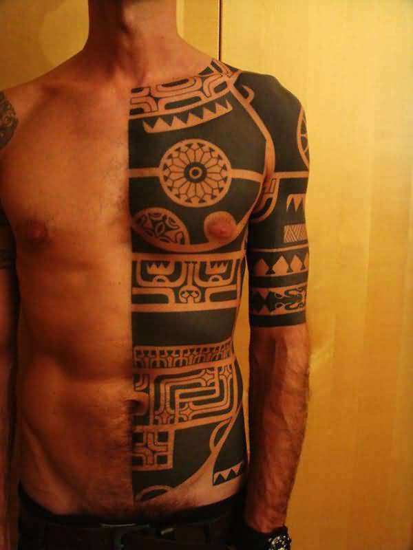 African Sleeve Tattoo Ideas And African Sleeve Tattoo Ideas And Designs