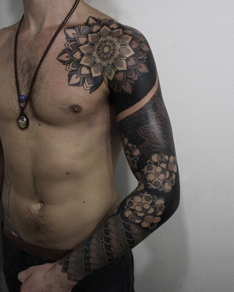 100 Best Full Sleeve Tattoos For Men Ideas And Designs