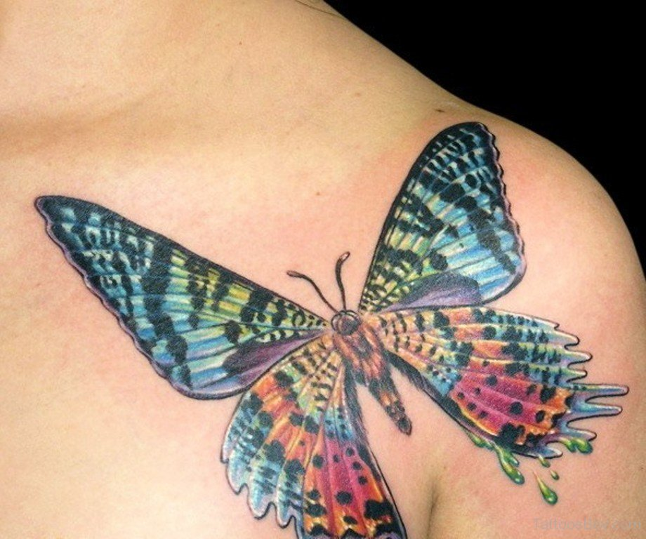 Butterfly Tattoos Tattoo Designs Tattoo Pictures Page 4 Ideas And Designs