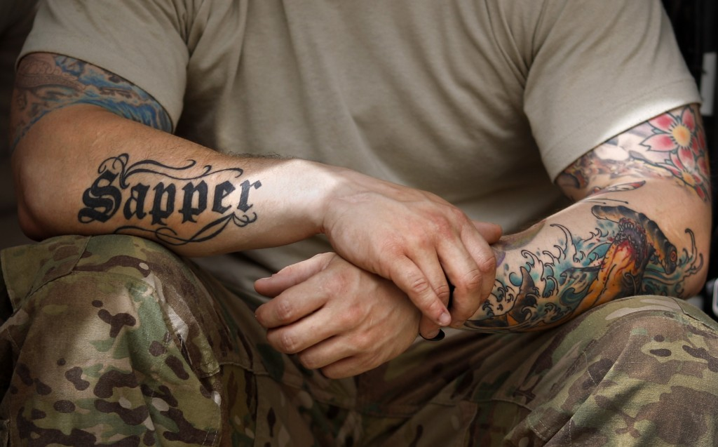 Military Army Tattoos Designs Ideas And Meaning Ideas And Designs