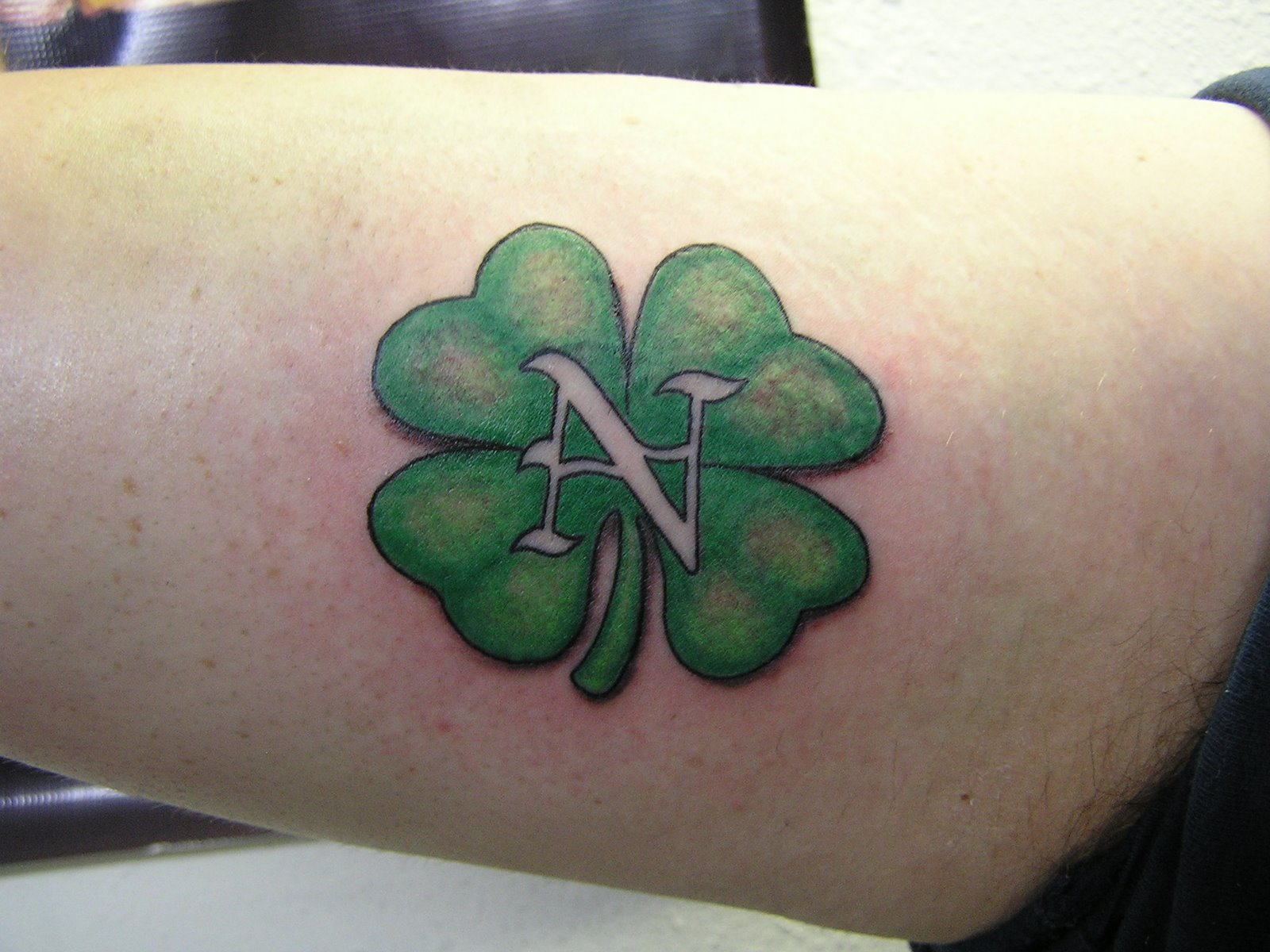 Four Leaf Clover Tattoos Designs Ideas And Meaning Ideas And Designs