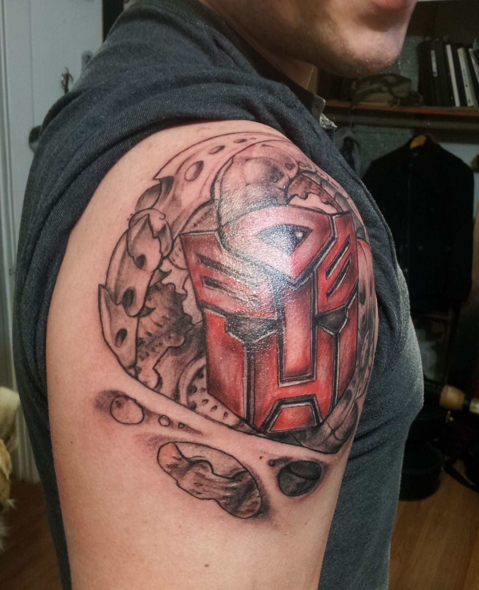 Transformers Tattoos Designs Ideas And Meaning Tattoos Ideas And Designs