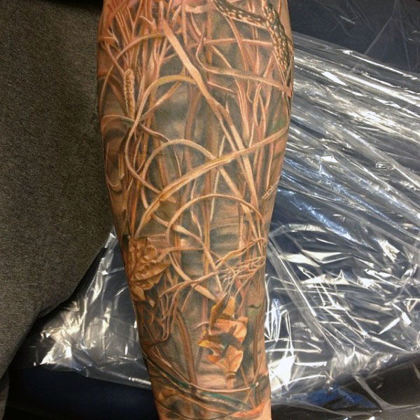 Camo Tattoo Designs Ideas And Meaning Tattoos For You Ideas And Designs