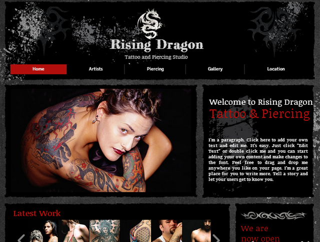 Make Tattoo Designs Website For Free Templates Perfect Ideas And Designs