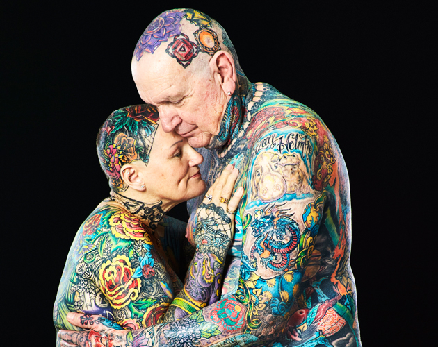 These Boomers Prove You Re Never Too Old For Tattoos Ideas And Designs