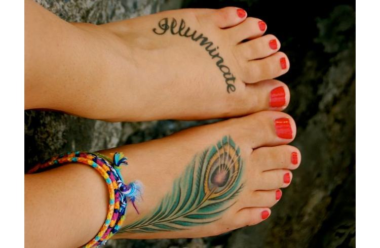 Foot Tattoo Designs Adorn Your Feet With Ink– Page 8 Of 8 Ideas And Designs