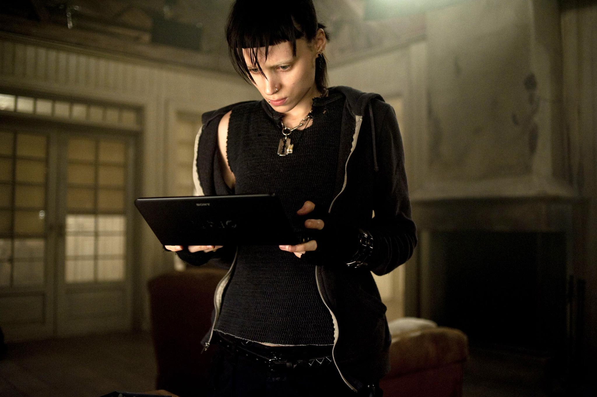 The Girl With The Dragon Tattoo Tv Spot 3 And 10 New Ideas And Designs