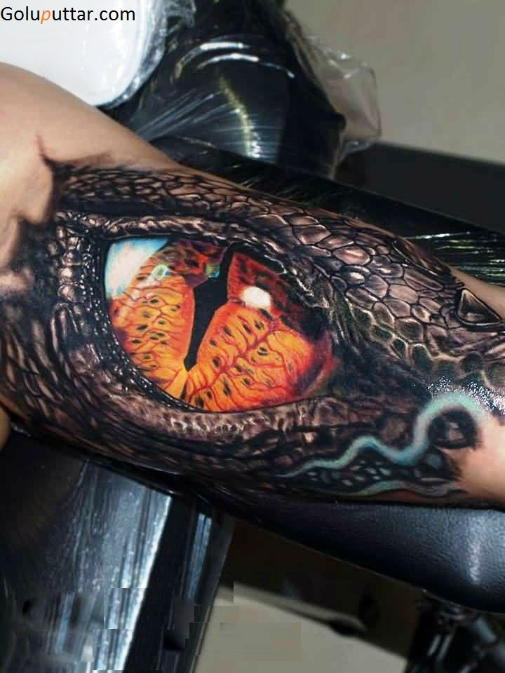 3D Tattoos Ideas And Designs