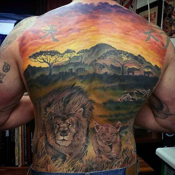 157 Most Creative Lion Tattoos To Courage Gp Ideas And Designs
