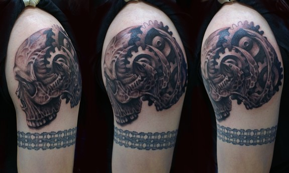 Gearhead Tattoos Page 3 Pirate4X4 Com 4X4 And Off Ideas And Designs