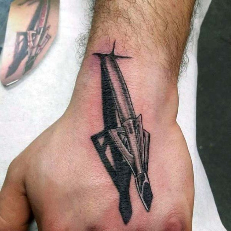 57 Stylish Arrow Wrist Tattoos Ideas And Designs