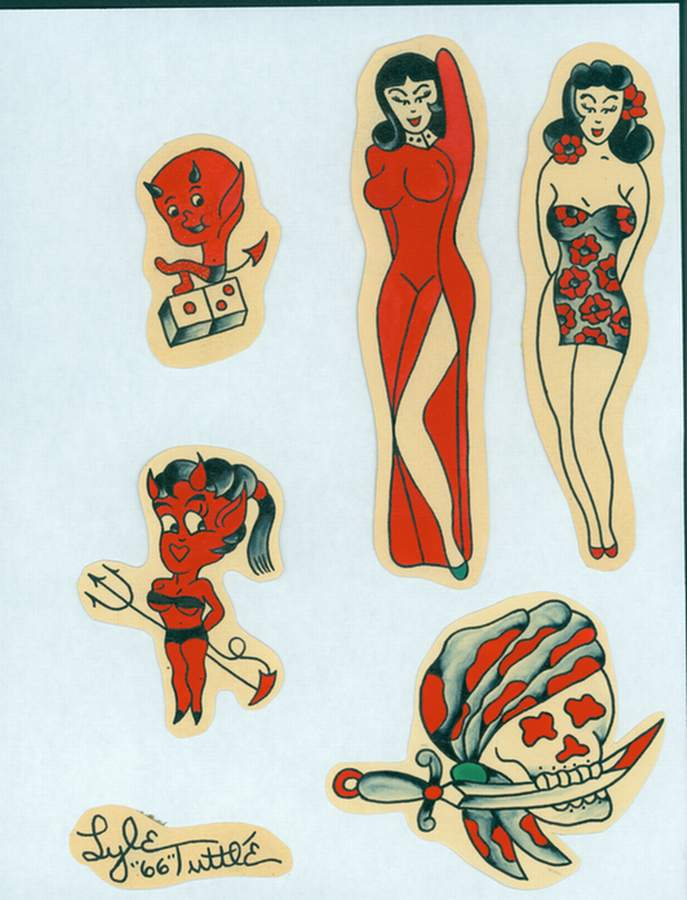 Lyle Tuttle Illustration History Ideas And Designs