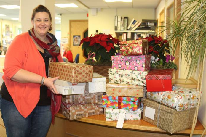 Christmas 2016 Shoebox Appeal Provides Festive Cheer For Ideas And Designs