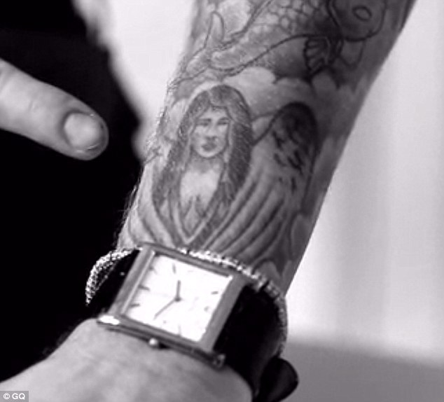 Justin Bieber Explains His Many Tattoos Admits To Trying Ideas And Designs