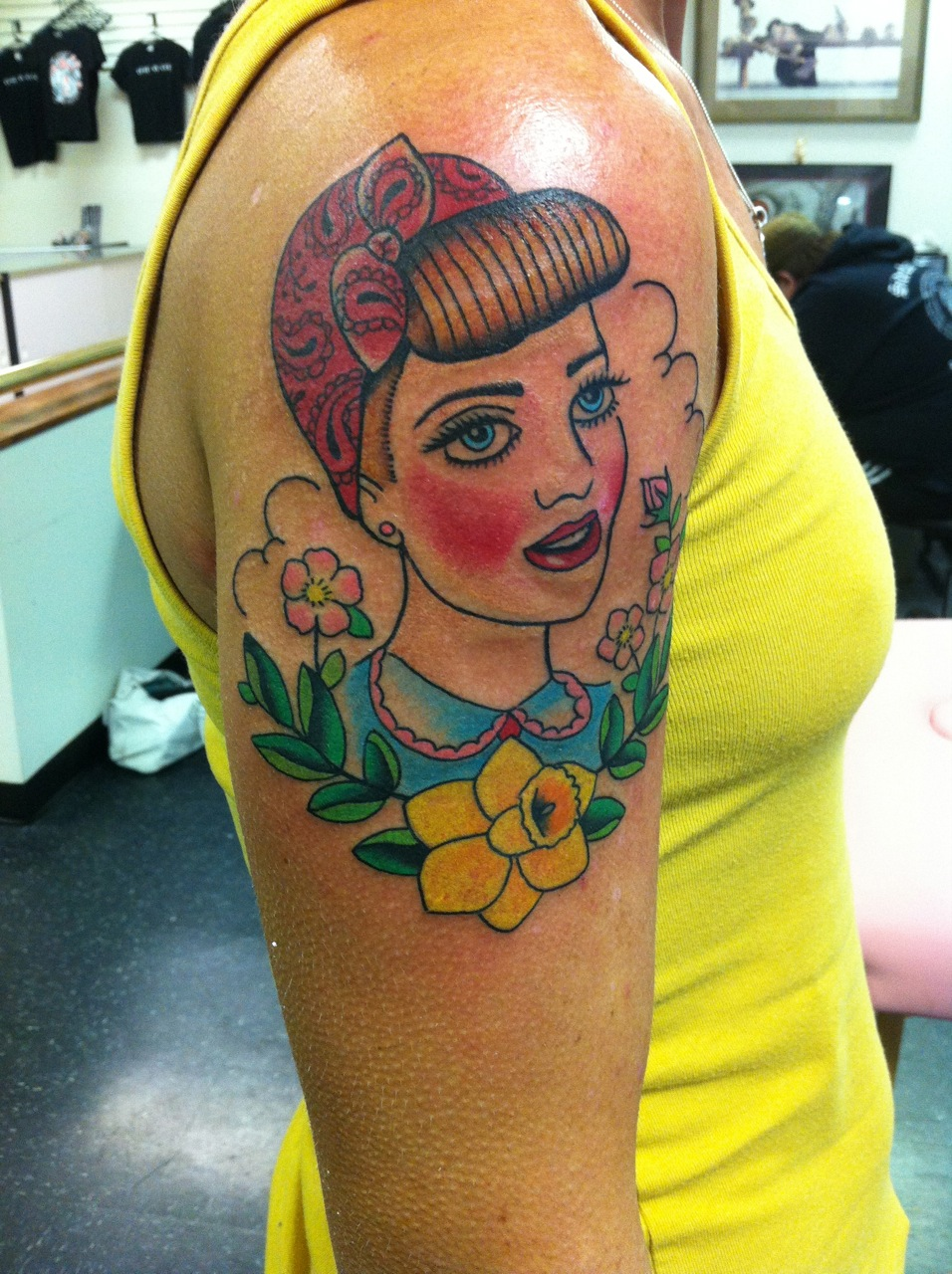 Pinups Other Beauties Suffer For Your Vanity Ideas And Designs