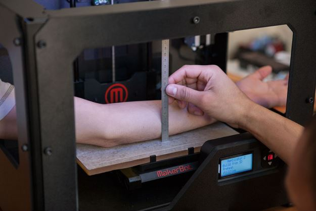 How To Turn A Makerbot Printer Into A Diy Tattoo Machine Ideas And Designs