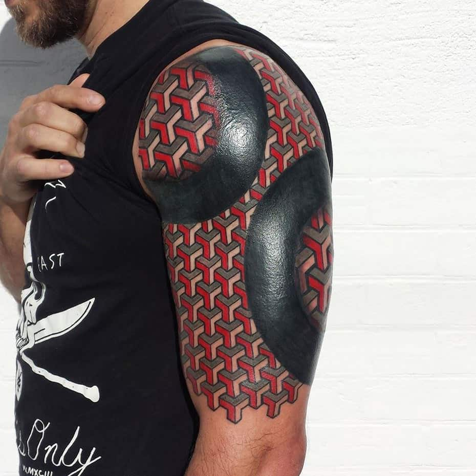 20 Wild 3D Tattoos That Are Skin Art At Its Best Ideas And Designs