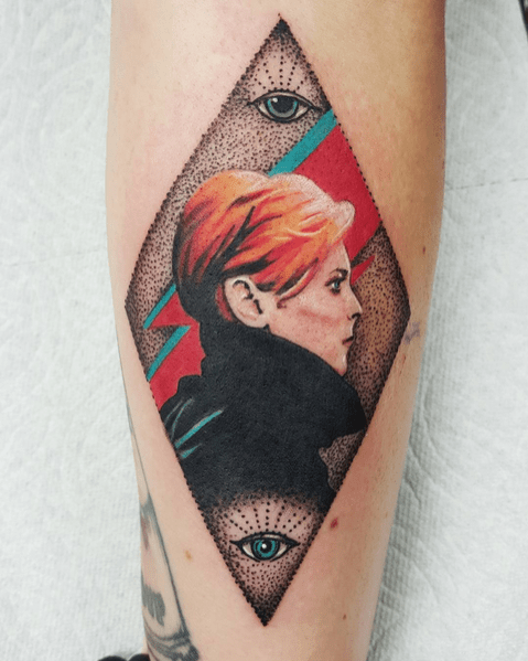 Tatuaggi David Bowie 10 Ispirazioni Se Sei Una Fan Ideas And Designs