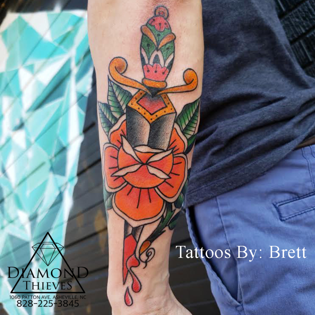 Diamond Thieves Body Piercing Tattoo Asheville Nc Ideas And Designs