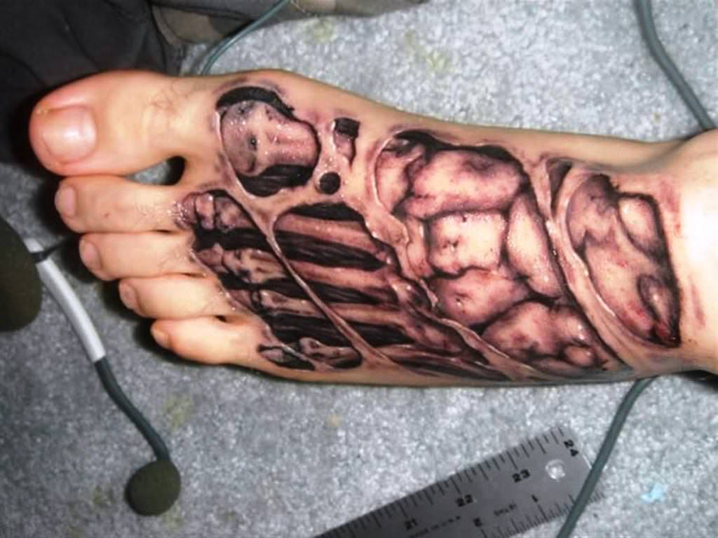33 Artistically Real 3D Tattoo Inspirations Ideas And Designs