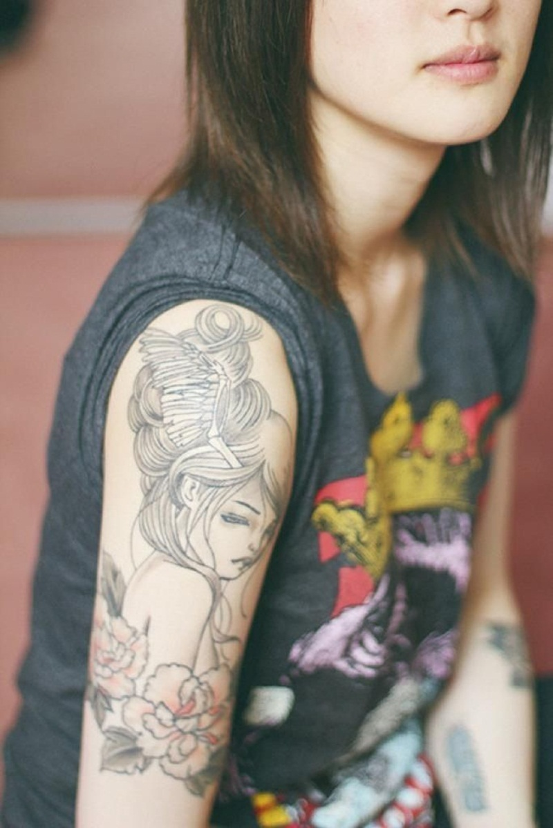 50 Stunning Sleeve Tattoo Inspirations For Women Ideas And Designs