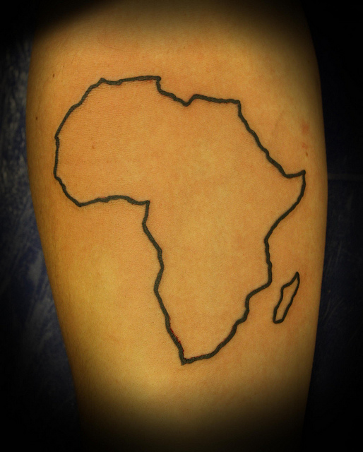 African Continent Drawing At Getdrawings Com Free For Ideas And Designs
