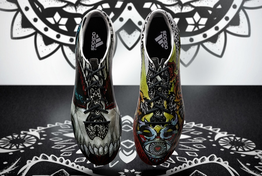 Adidas F50 Adizero Tattoo Pack Soccer Cleats 101 Ideas And Designs