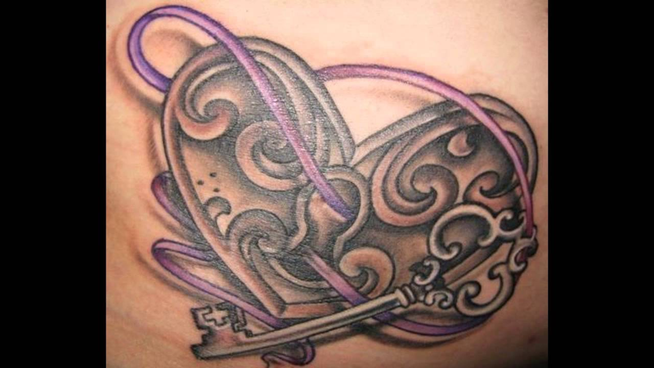 Lock And Key Tattoos For Couples Youtube Ideas And Designs