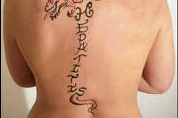 Illegal Tattoo Dangers Spelled Out Manchester Evening News Ideas And Designs