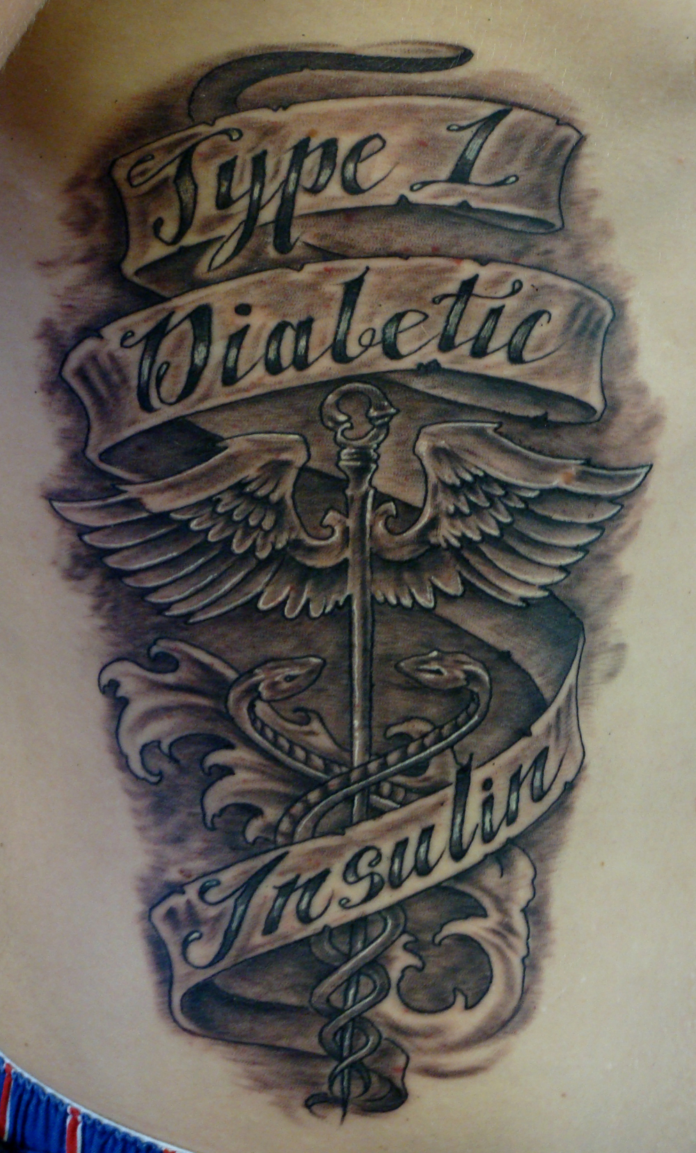 Tattoo For A Type 1 Diabetic Boards Ie Ideas And Designs