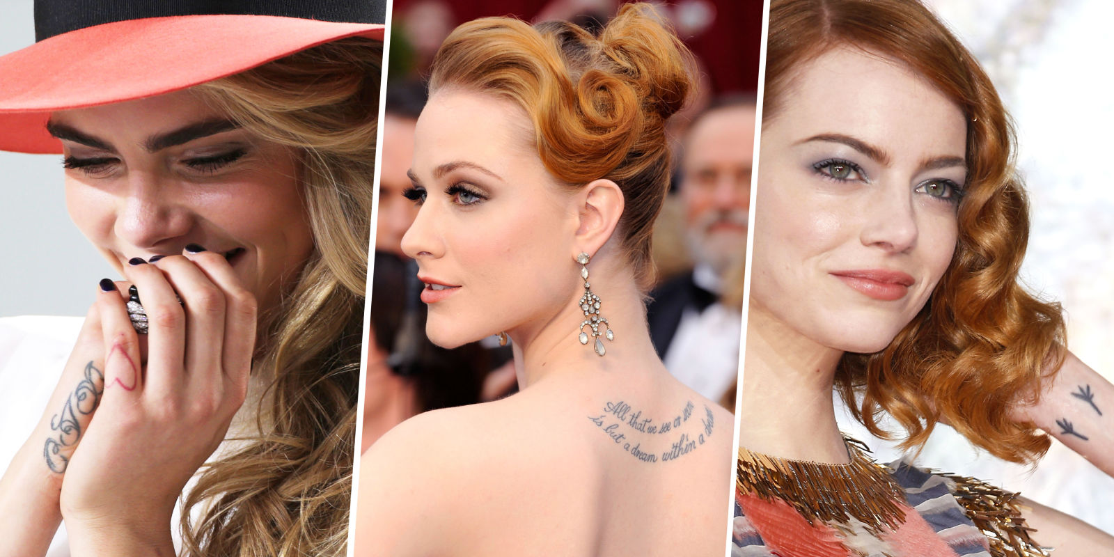 Celebrity Tattoo Meanings Celebrity Tats Ideas And Designs